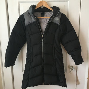 The North Face Elisa 550 Goose Down Puffer Jacket